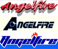Old Angelfire Logos