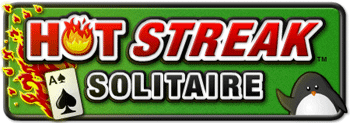 Hot Streak Solitaire Logo