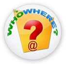 WhoWhere logo