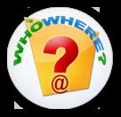 WhoWhere logo